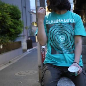 Suginami-ku XP0 Cover Shirt (Choco Mint)