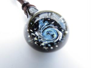 【玉響glass】ガラスネックレス LP17-16