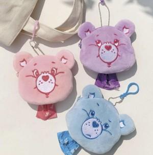 ケアベア プープバッグ用ディスペンサー ( ピンク / パープル / ブルー )
