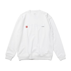 "TOYOTA ""DYTD"" Summer Sweat Shirt - White"