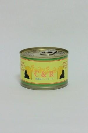 C&R ツナ・タピオカ&カノラオイル (Lサイズ・160g)