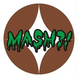 MASH⁈ 缶バッチ&ステッカーセット
