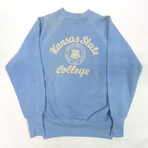 1950's CHAMPION FLOCKY SWEAT SHIRTS(チャンピオンランナーズタグミントコンディション)