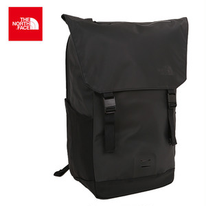 2018年 新作 THE NORTH FACE (ザ・ノースフェイス) Scrambler Flap Pack (スクランバーフラップパック) K(ブラック) NM81802 リュック