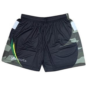 【YBC】Oztag Shorts CAMO BLACK