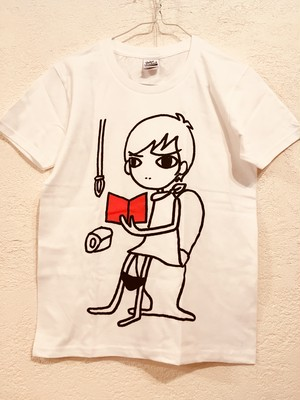 【T-Shirt】小島麻由美 / トイレTシャツ
