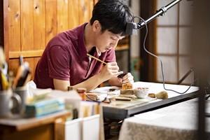 漆芸吉川 職人の技術でキメる!選べる蒔絵アクセサリー