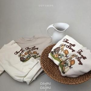 «予約» The oott story sweatshirts 2colors ヴィンテージスウェット