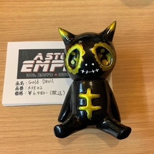 【A STORE EMPIRE】ASE02 GOLD DEVIL