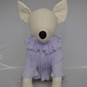 デザインドレス アネラ 紫 (フリーサイズ)