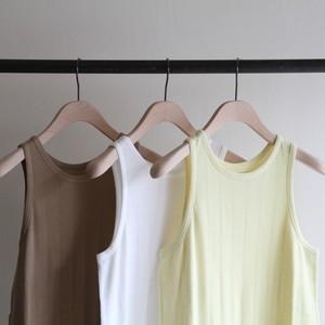 WRYHT 【 womens 】ribbed tank dress