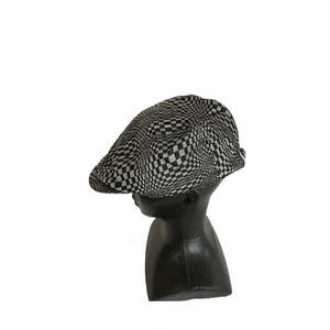 西陣織ハンチング帽HT0029   夏用サイズ M.L