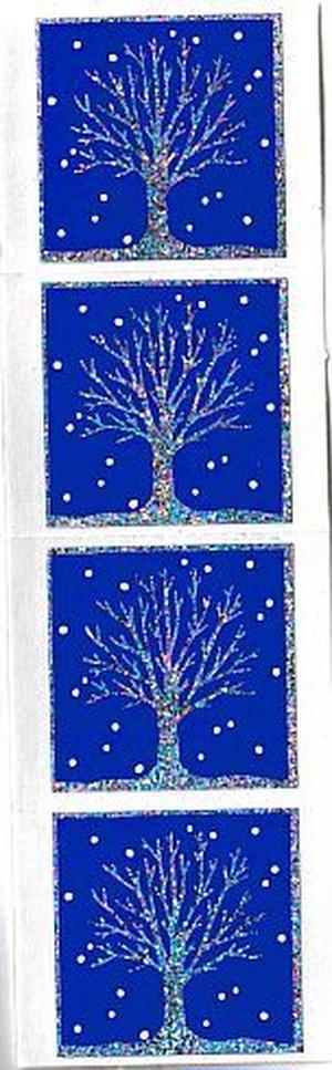 Winter Tree, Reflections