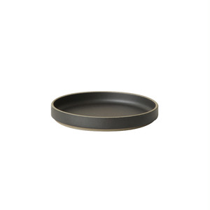 HASAMI PORCELAIN / HPB002 / Plate 145mm / Black