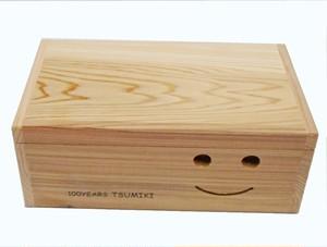 親が子のために自ら完成させる ずば抜けた【百年杉】積み木/100ピース/【百年杉】の木箱入り