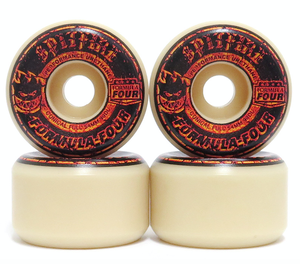 SPITFIRE WHEEL スピットファイアウィール FORMULA FOUR (F4) CONICAL FULL 99D EMBERS 54mm