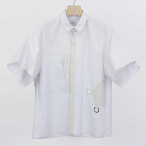 HATRA Half Sleeve Organ Shirt ハトラ ハーフスリーブオルガンシャツ