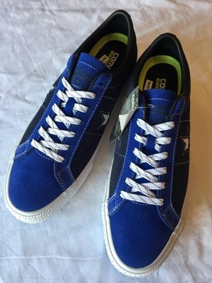 CONVERSE『CONS ONE STAR SUEDE』#NAVY x BLUE