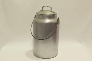 USED  LEYSE Aluminum Milk pot 01073
