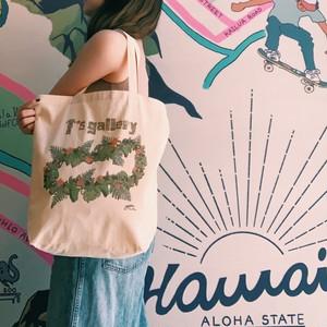 T's gallery オリジナルハワイアントートバッグ 〜mauli〜 ハワイ通のあなたへ