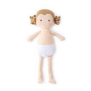FERN 女の子 オーガニックコットン 人形