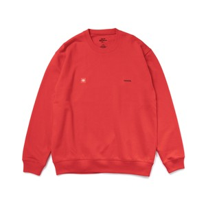 "TOYOTA ""DYTD"" Summer Sweat Shirt - Red"