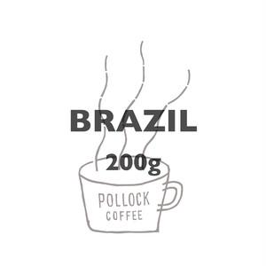 ブラジル シティロースト 200g セラード バウー農園