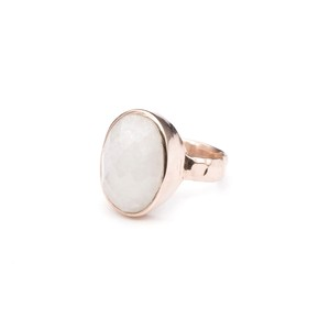 SINGLE STONE NON-ADJUSTABLE RING 004
