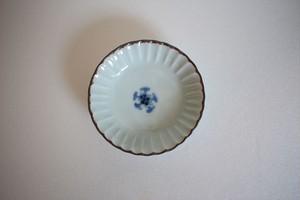 清水なお子|縁鉄シノギ小皿
