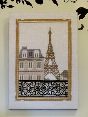 KIT Fenêtre~窓~ パリの街並