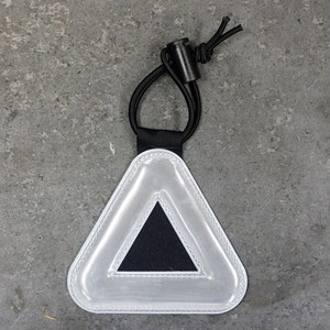 "BLUELUG ""triangle reflector"" Silver"