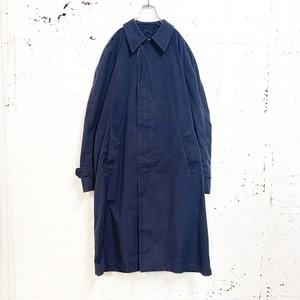 80s Military Coat(NAVY/Mens)