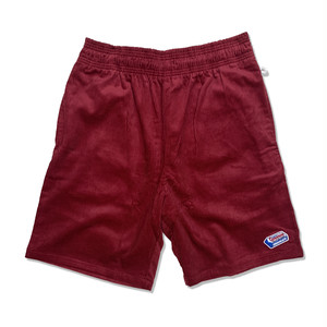 Chocolate Corduroy Pants【Wine red】