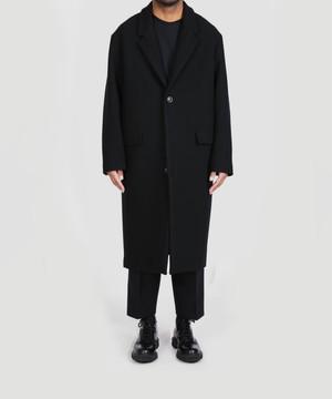 Lownn Nove Coat Black 19AW-LOW-NC
