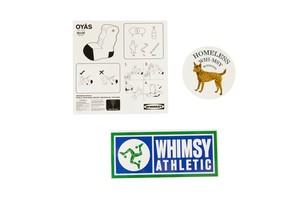 WHIMSY / STICKER PACK