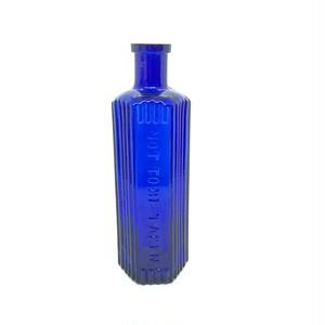 青い毒薬瓶(大)