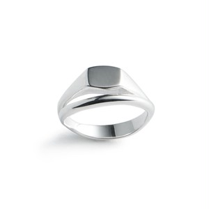 Commix silver ring