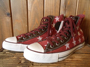 CONVERSE★【 ALL STAR HI】 <STARS>