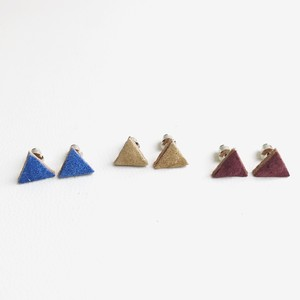 "Pierce ""Suede Triangle"""