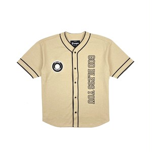 GBY BASEBALL SHIRT(JAPAN MADE)/ BEIGE