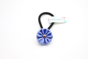 有田焼ヘアゴム  flower 6