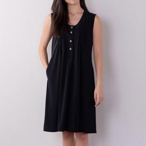 Darts Dress / NAVY