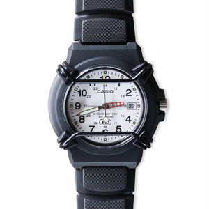 CASIO PROTECT WATCH / WHITE