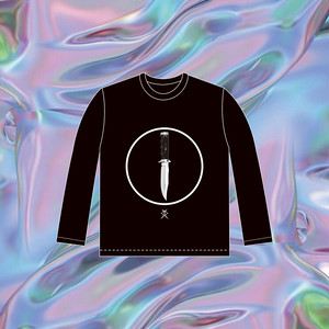 PLASTICZOOMS KNIFE LONG SLEEVE SHIRT