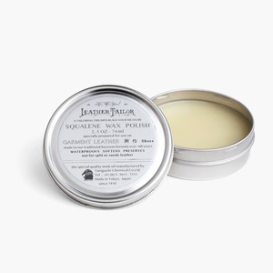 NNY ORIGINAL Leather Care Cream / SQUALENE WAX POLISH