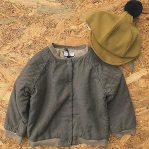 1+in the family / GILBERT bomber jacket