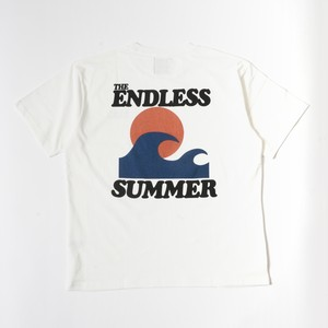Big Wave Graphic Organic T-Shirt