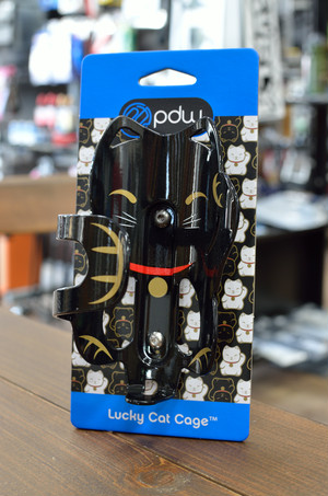 "PDW ""Lucky Cat Cage"" Black"