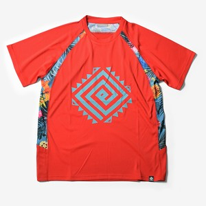 MMA×ERDORESO Flower Tee(Red)