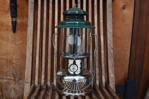 USED 美品 整備済み USA製 44年10月製 コールマン ランタン 220C  Coleman vintage ビンテージ 40s